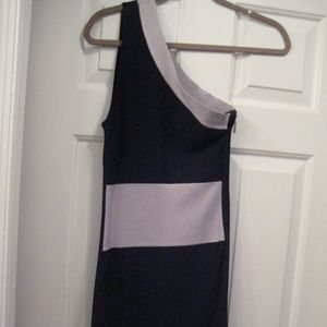 Marciano Guess one shoulder dress Small NWT